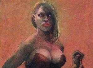 Looks, oil on canvas, 90 x70 cm, 2016