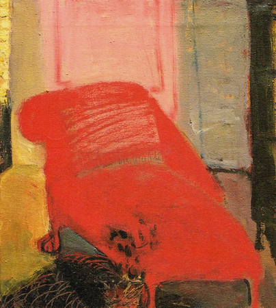 Sanctuary, 1999, oil on canvas, 40 x 35 cm